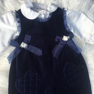Vintage B.T. Kids outfit
